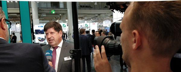 messefilm hannover interview kamera