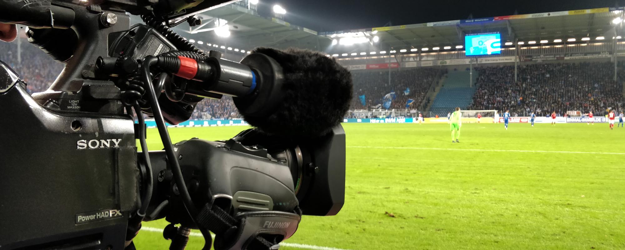 Kameramann TV-Produktion Sportveranstaltung Hannover